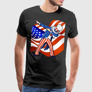 Independence 4th of July America Celebration USA Gift - Men's Premium T-Shirt