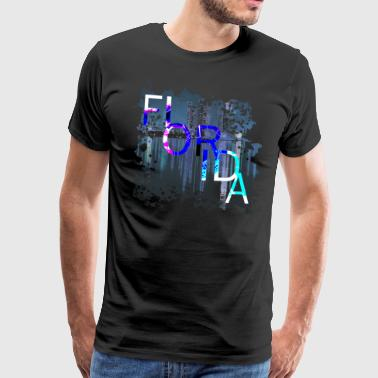 Florida - US shirt - Men's Premium T-Shirt