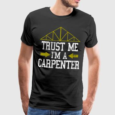 Carpenter joiner - Men's Premium T-Shirt