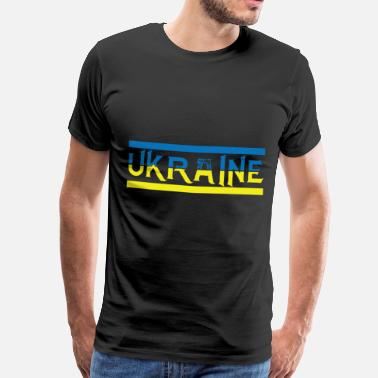 Ukraine Ukraine - Men's Premium T-Shirt