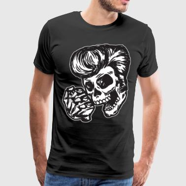 Psychobilly - Men's Premium T-Shirt