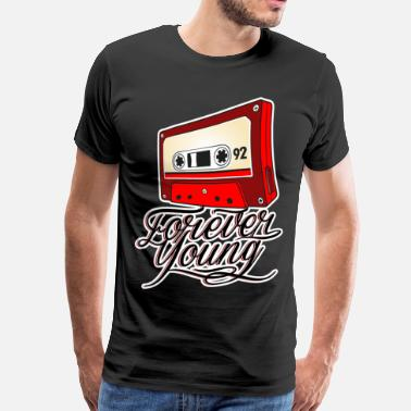 Forever Young FOREVER YOUNG - Camiseta premium hombre