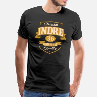 Indre Indre - T-shirt Premium Homme
