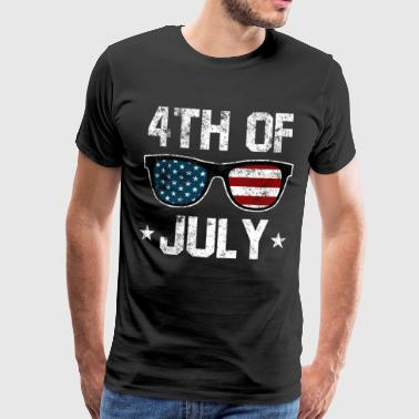 Independence Day 4.7.1776 Idea de regalo de EE. UU. - Camiseta premium hombre