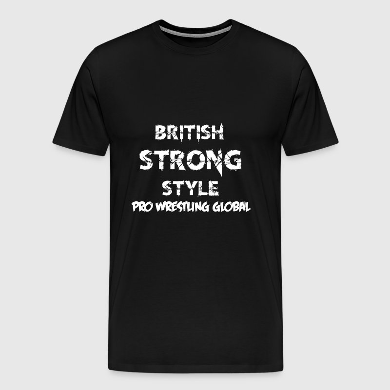 British strong style - Men's Premium T-Shirt