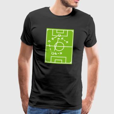 Game tactics - Men's Premium T-Shirt