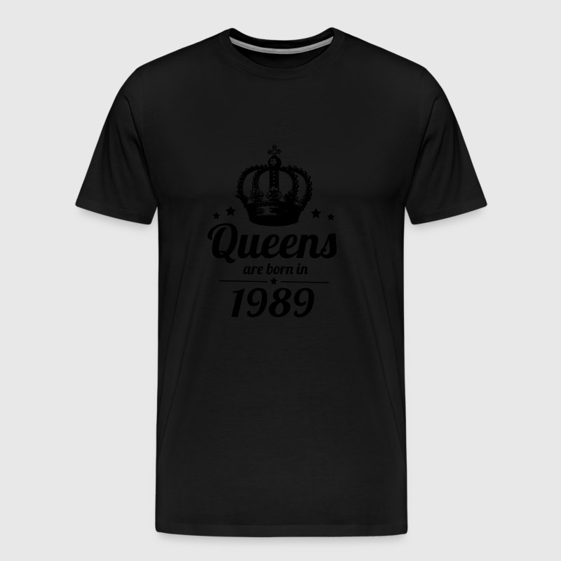 Queen 1989 - Men's Premium T-Shirt