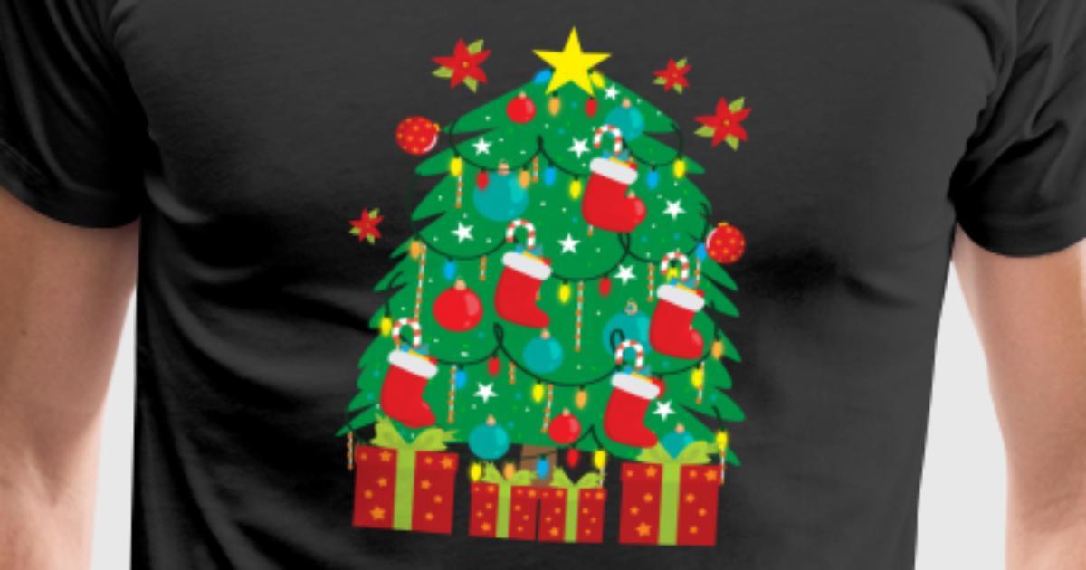 Weihnachtsbaum - Tanne - Christbaum - Geschenk von TeeBizz   Spreadshirt