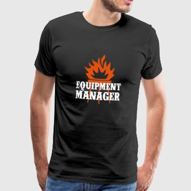 Equipment Manager Grill - Männer Premium T-Shirt