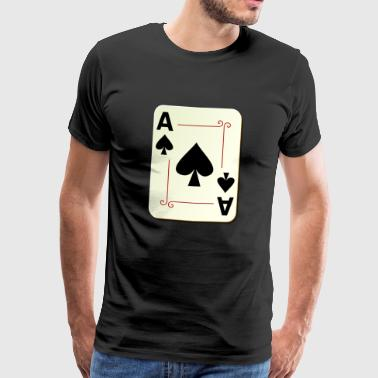spades 297839 - Men's Premium T-Shirt
