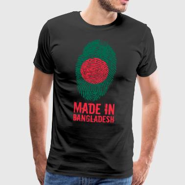 Dhaka Made In Bangladesh / Bangladesh / বাংলাদেশ - Men's Premium T-Shirt