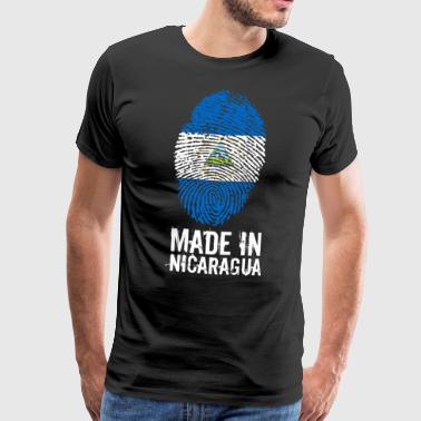 Made In Nicaragua / Nicaragua - T-shirt Premium Homme