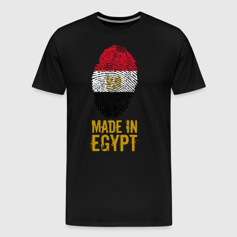 Made in Egypt / Made in Egypt مصر - Men's Premium T-Shirt