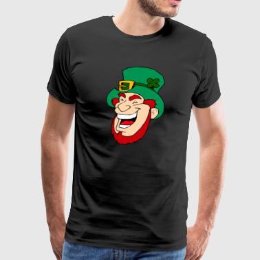 leprechaun - Men's Premium T-Shirt