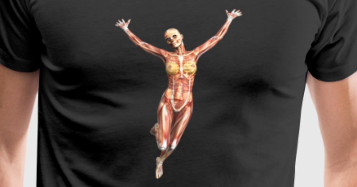 Anatomía de las mujeres 2 por c.k.Olaf | Spreadshirt