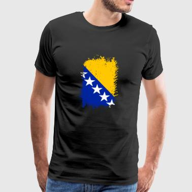 Bosnia - Men's Premium T-Shirt