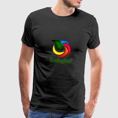 Ecological Logo - Men's Premium T-Shirt