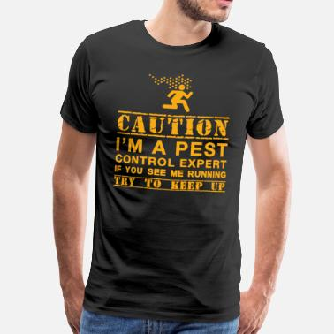 Control Funny Undesirable Fighting Gift Idea - Men's Premium T-Shirt