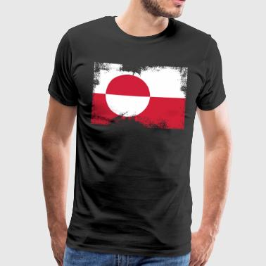 Greenland - Men's Premium T-Shirt