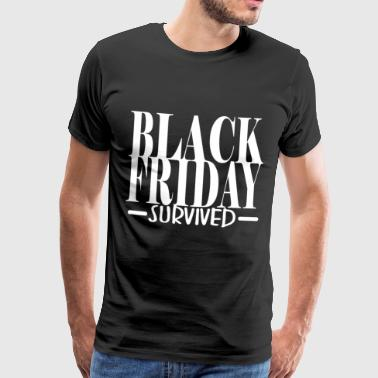 Black Friday - Männer Premium T-Shirt