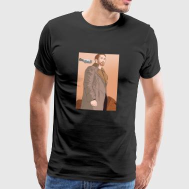 Blade Runner Design - Men's Premium T-Shirt
