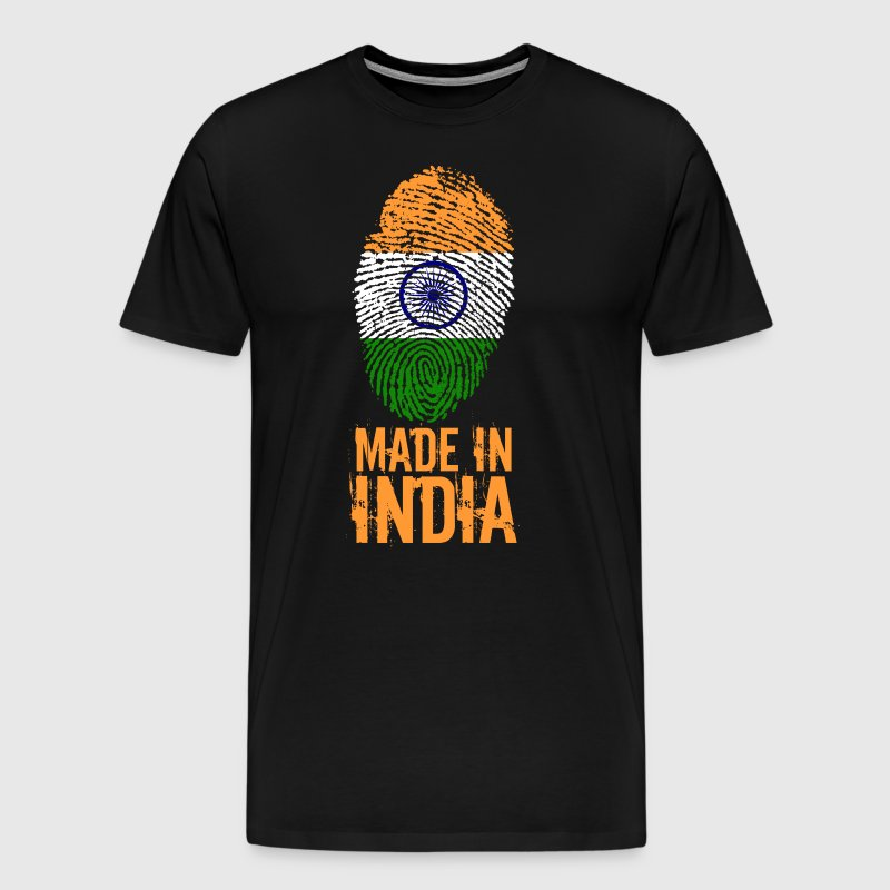 Fabriqué en Inde / Made in India - T-shirt Premium Homme