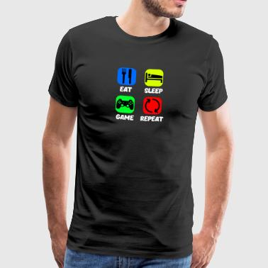 4xl Gaming - Men's Premium T-Shirt