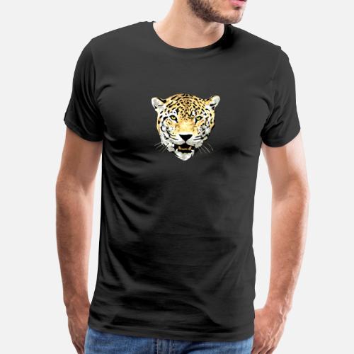 Gepard Kot Lampart Jaguar Ocelot Gepard Wildcat29 Premium Koszulka