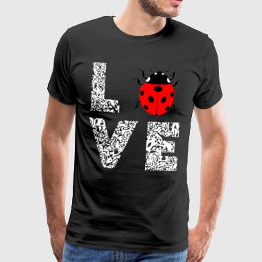 Ladybugs Love Insect Insects Gifts - Men's Premium T-Shirt