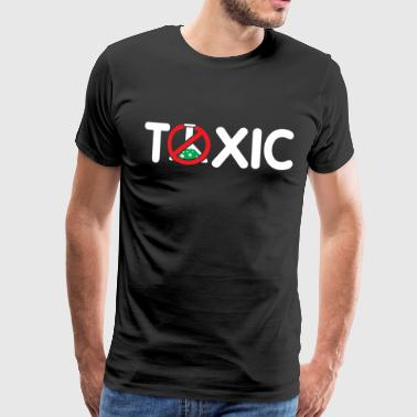 Science Toxic - T-shirt Premium Homme