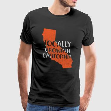 California, California - Men's Premium T-Shirt