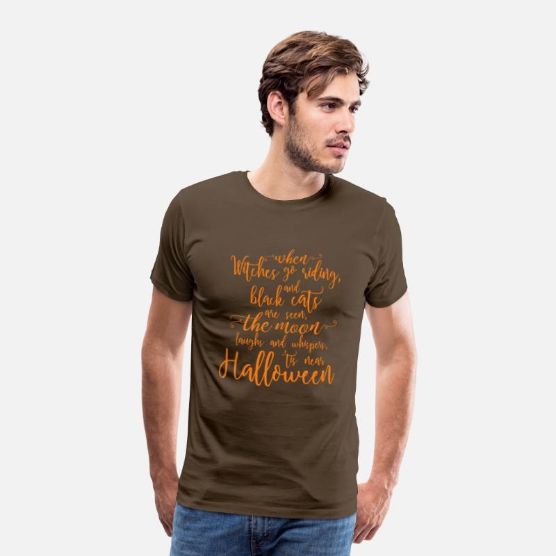Halloween Geschenk Spruch Kostüm Gedicht von | Spreadshirt