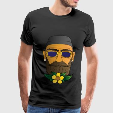 traditionele oude - Mannen Premium T-shirt