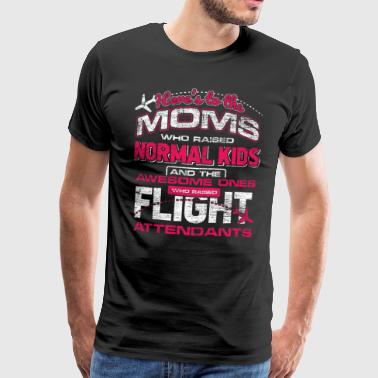 stewardess - Mannen Premium T-shirt