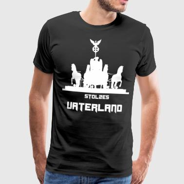 ALLEMAGNE ALLEMAGNE ALLEMAGNE T-SHIRT - T-shirt Premium Homme