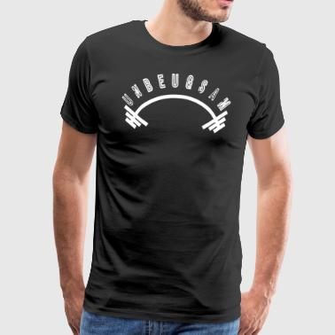 Cool fitness weightlifter T-shirt - Men's Premium T-Shirt