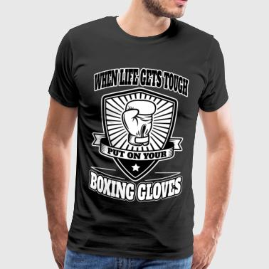 put on your boxing gloves - Männer Premium T-Shirt