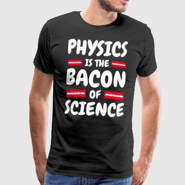 Physicist physicist funny - Men's Premium T-Shirt