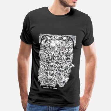 Devil Witch Witches And Devils - Men's Premium T-Shirt