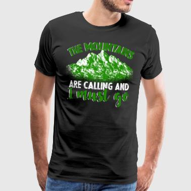 Air de montagne Alps Alpine Club - T-shirt Premium Homme