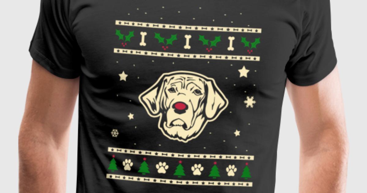 Polnische Bracke Weihnachtsgeschenk von Esen86 | Spreadshirt