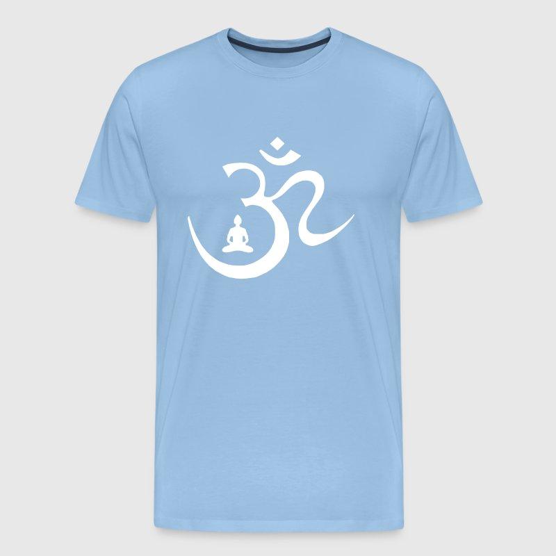 Omm Symbol T Shirt Het Boeddhisme Boeddha Van Norisshirts