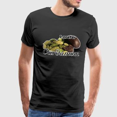 Condiment I prefer Cardamom - Men's Premium T-Shirt