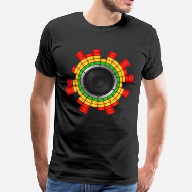 Equalizer Equalizer - Men's Premium T-Shirt