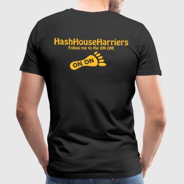Hash House Harriers - Männer Premium T-Shirt