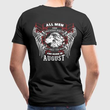 Leo August - Herre premium T-shirt