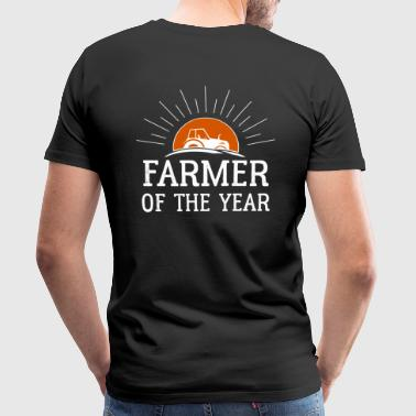 Farmer of the Year - Premium-T-shirt herr