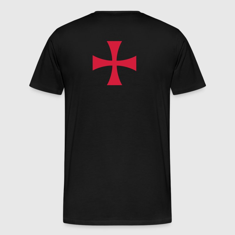 Maltese Cross - Men's Premium T-Shirt
