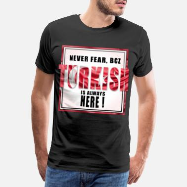 Kebab Turkey - Men's Premium T-Shirt