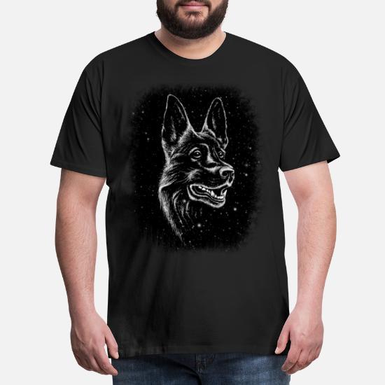 Arzt Schäferhund Damen T-Shirt Fun Shirt Spruch Geschenk Idee Hunde Besitzer Neu